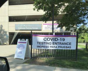 COVID-19 Test Site