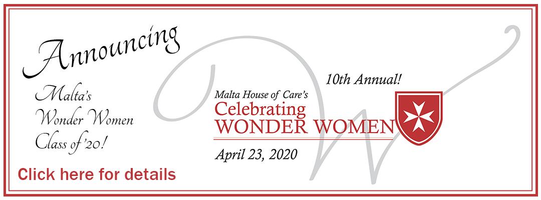 Announcing Malta's Wonder Women Class of '20